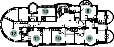 2. kerros / våning