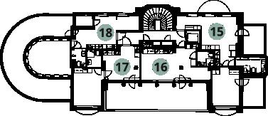 3. kerros / våning